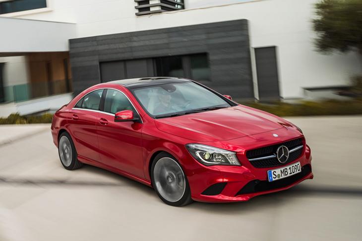 Mercedes отозвал неменее 25 тыс. авто в Российской Федерации