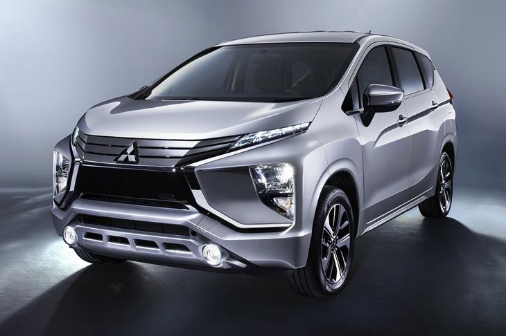 Мицубиси представила новейшую модель Xpander