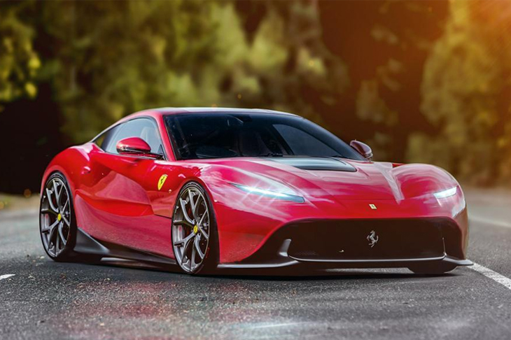 «Феррари презентует гибридный суперкар в 2019-ом году «Портал «ЛиПорт»