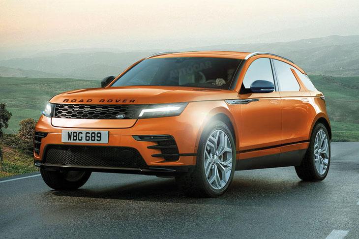 В РФ презентовали кроссовер Range Rover 2019